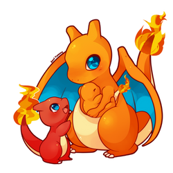 COMMISSION: Fire Family