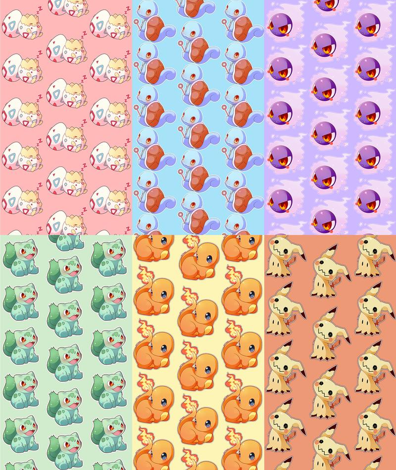 FREE Pokemon Phone Wallpapers by SeviYummy on DeviantArt