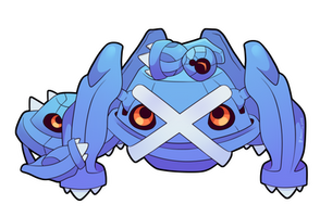 COMMISSION: Metagross Family by SeviYummy
