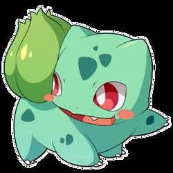 ChibiDex: #001 Bulbasaur