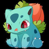 ChibiDex: #002 Ivysaur by SeviYummy