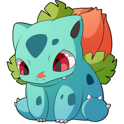 ChibiDex: #002 Ivysaur
