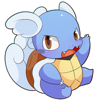 ChibiDex: #007 Wartortle by SeviYummy