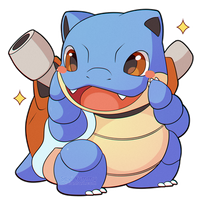 ChibiDex: #009 Blastoise by SeviYummy