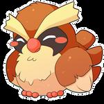 ChibiDex: #016 Pidgey