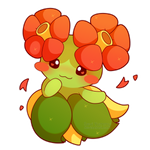 ChibiDex: #182 Bellossom by SeviYummy