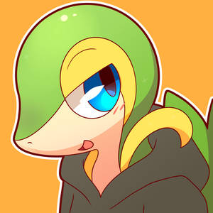 [COMMISSION] Snivy Avatar
