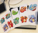 Stickers from my Store!