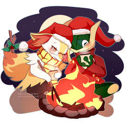 [COMMISSION] Campfire