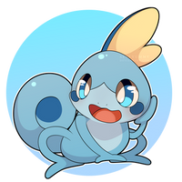 Sobble (New Pokemon Starter!) by SeviYummy