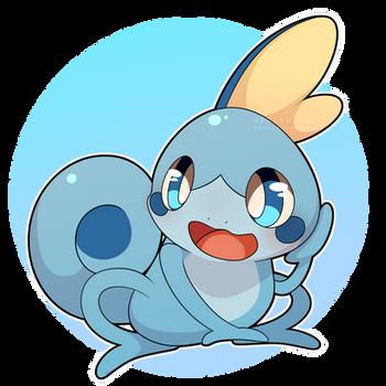 Sobble (New Pokemon Starter!)