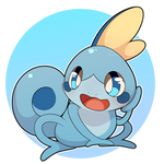 Sobble (New Pokemon Starter!)