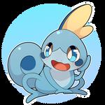 Sobble (New Pokemon Starter!) by SeviYummy
