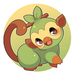 Grookey (New Pokemon Starter!)