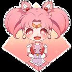 [COMMISSION] Chibi Moon
