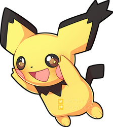 [COMMISSION] Pichu
