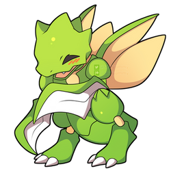 [COMMISSION] Scyther