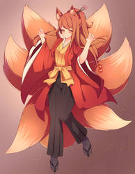 [COMMISSION] Kitsune
