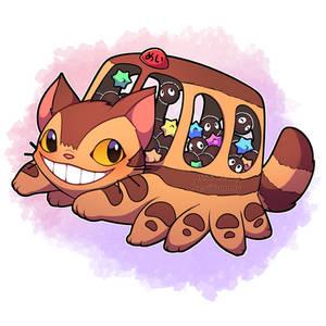 [COMMISSION] Catbus