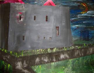 The castle of Kuressaare by lyyn
