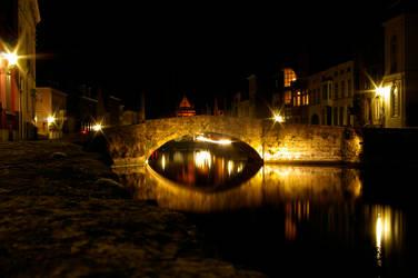 Night in Brygge by lyyn