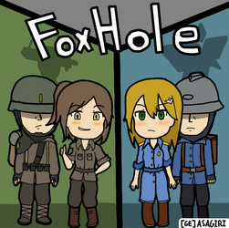 Foxhole - Persistent Warfare - Chibi Edition