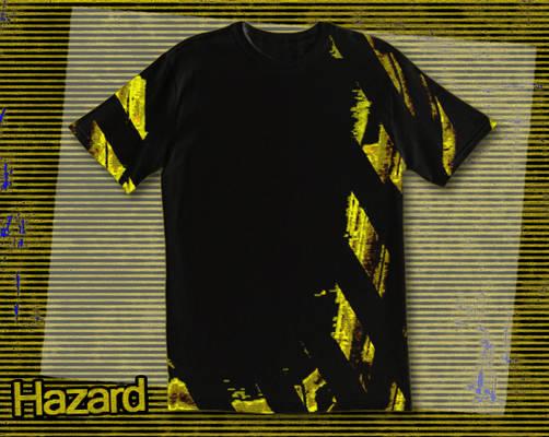 Hazard T-shirt Design