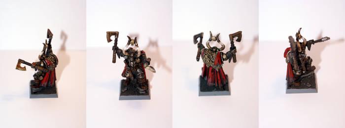 Sigurd, Champion of Chaos