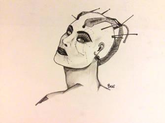 Borg Queen by Bekiinda