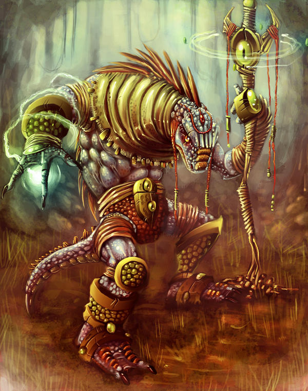 Mesopotamian God Nergal