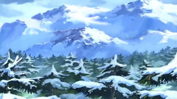 PPR - Frozen forest by pokemar