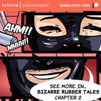 Bizarre Rubber Tales 14th page by ElenaDarkBerry