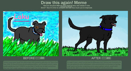 Draw This Again - Meme by Wulcanis