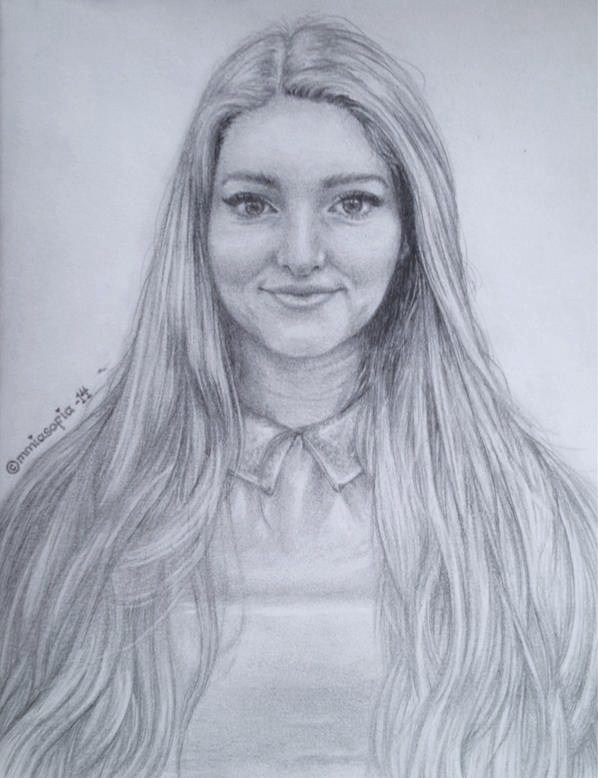 Willow Shields by Wulcanis
