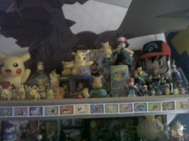 Pokemon Collection by TOADMA