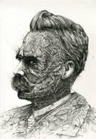 Nietzsche by lukemack