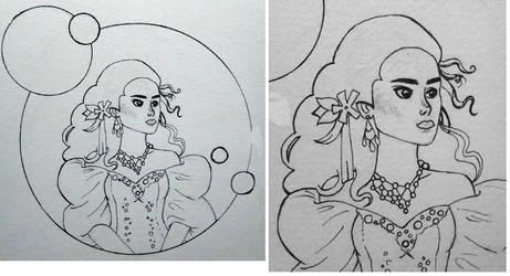 Sarah Labyrinth by mmaverdi