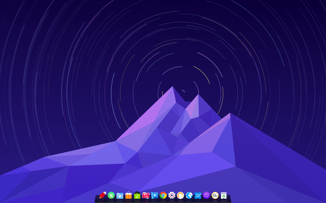 Deepin 15.1 Screenshot by zaktech90