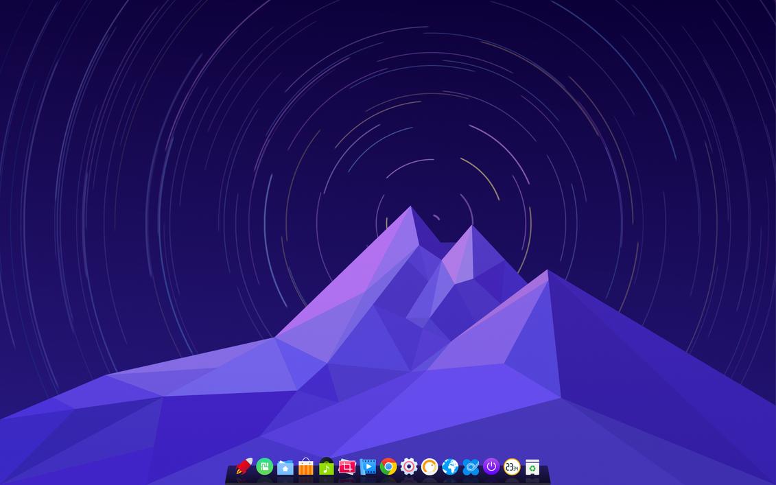 Deepin 15.1 Screenshot by zaktech90