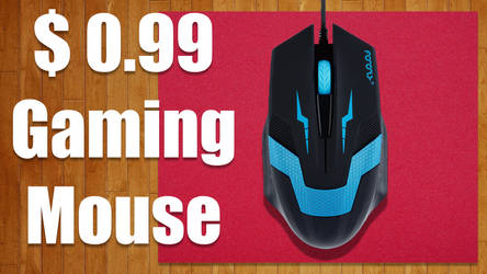 $ 0.99 Gaming Mouse Video by zaktech90