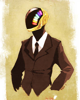 real bots wear suits