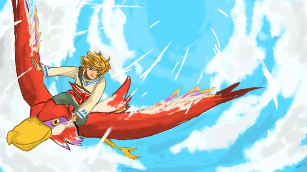 bird-flyin'