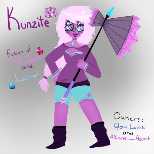 Kunzite by WickedTsune