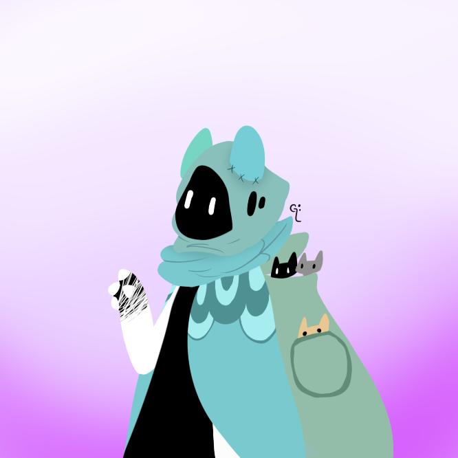 Kitten Saleman  by WickedTsune