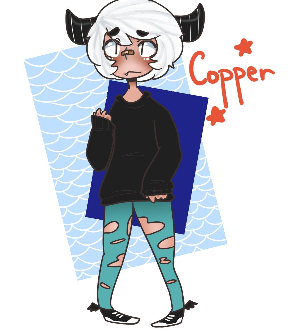 Copper by WickedTsune