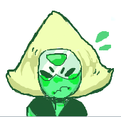 Peridot by WickedTsune