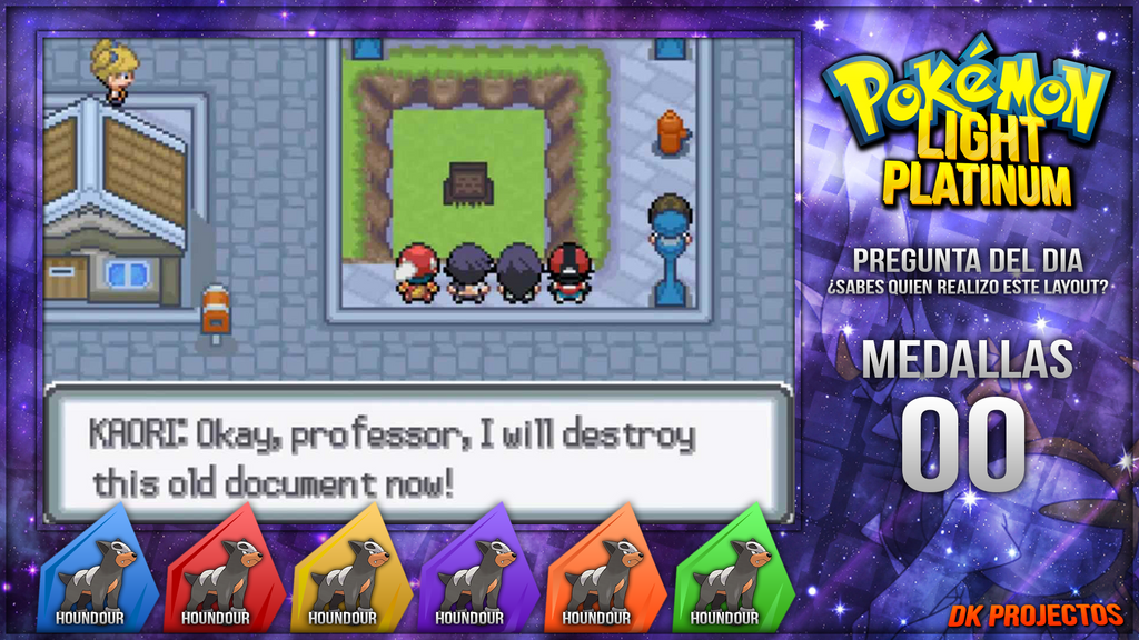 Pokemon Light Platinum Final Version Gba Rom Download