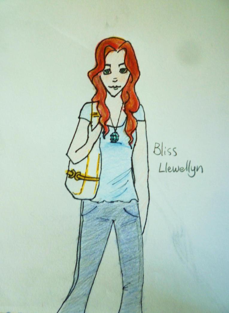 Bliss Llewellyn by walrusbukkit