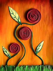 Roses by dizzi-bizzi