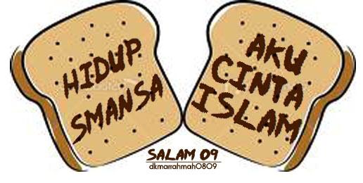 Hidup Smansa, Aku Cinta Islam by 2712bluemoon